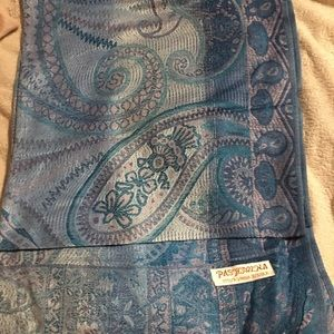 B. New Beautiful Ombré Pashmina & Silk Wrap Scarf
